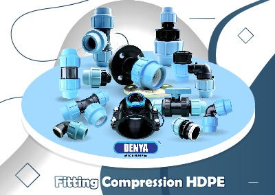 Fitting HDPE